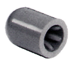 concrete form bullet caps