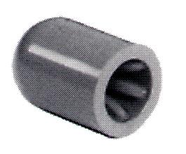 concrete form bullet caps