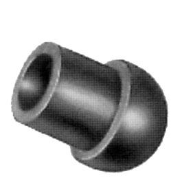 concrete form end caps