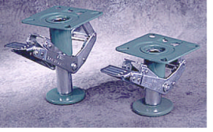 ... The Down Pedal: This The Perfect Lock Positionunlocking: (up  Pedal)Press The Up Pedal Until It Is Level With The Down Pedal, And Release.