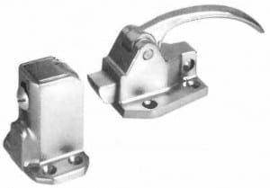 Refrigeration Latches