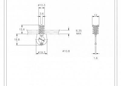 1/4 Turn Compression Latch