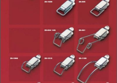Load Rated Draw Latches
