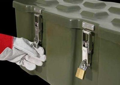 New 75 series medium-duty over-center latches