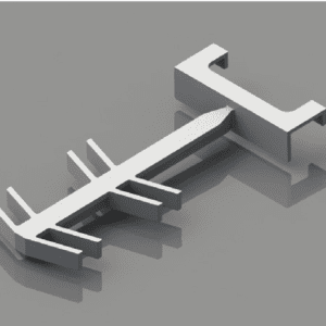 Angle Grid Clip - 3:16 x 5:8 x 3:4 2