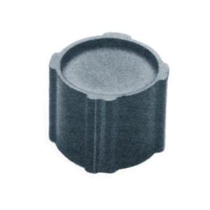 1-00 Series Knobs - Contemporary Aluminum