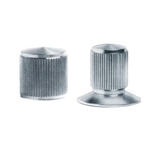3000 Series Knobs - Classic Aluminum