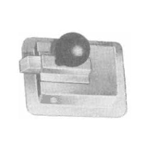 5115, Locking Latch with Inside Safety Release