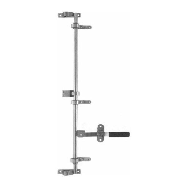 358-001 3 Point Cam Action Door Lock with 1-15
