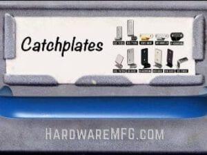 Catch Plates / Tie Downs