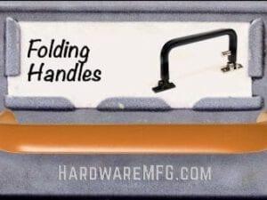 Folding Handles & Drawer Pulls
