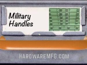 Military Flight & Drum Handles